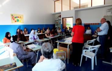 Roghudi, inizia il corso di italiano per donne straniere