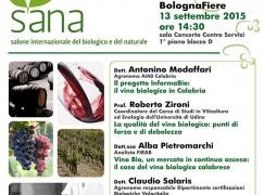 AIAB Calabria organizza seminario al Sana Bologna Fiere