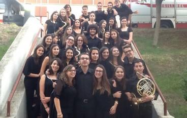 Orchestra di Laureana di Borrello, nuova tournée