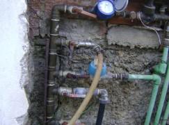 Furti d'acqua a Reggio Calabria, tre persone denunciate