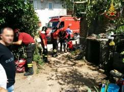 Chiaravalle Centrale, uomo cade in pozzo di 15 metri: morto