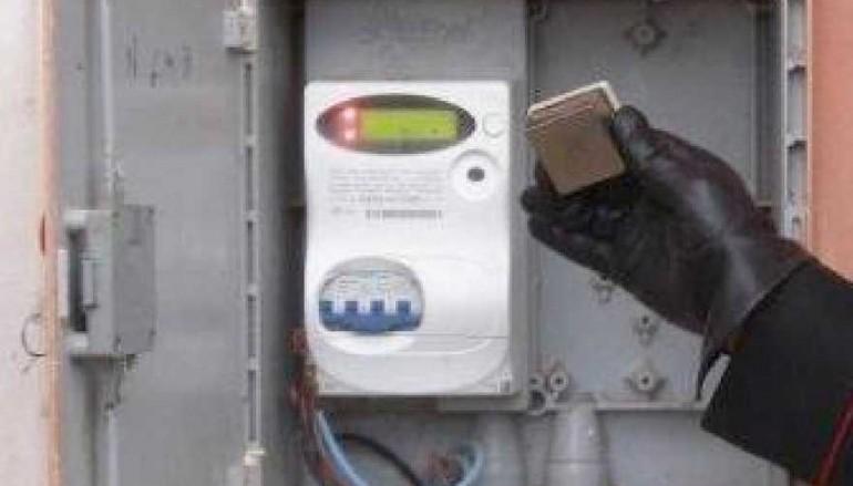 Rosarno, furto di energia elettrica: 3 arresti