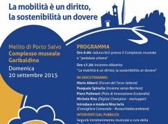 """""""Unacitta'da#cambiare"""" organizza l'evento sulla mobilità è un diritto"""