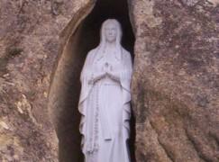 Ritrovata la statua della Madonna dello scoglio di Placanica
