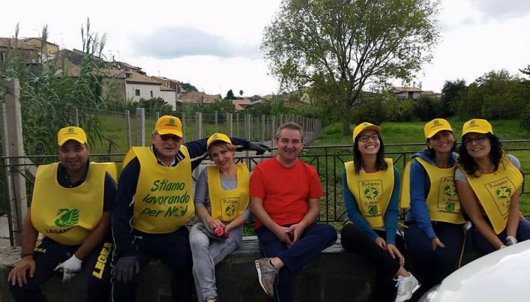 Girifalco, successo per l'iniziativa di Legambiente