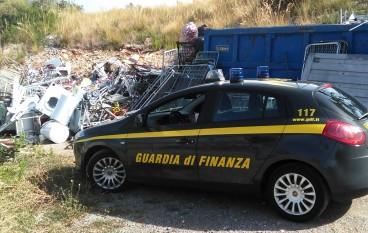 Cosenza, sequestrata discarica di rifiuti speciali