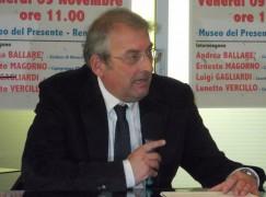 Intimidazione al giornalista Rettura, la solidarietà di Magorno