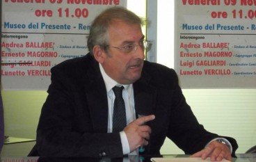 """Magorno (PD): """"un plauso ed un grazie al sindaco di Riace"""""""