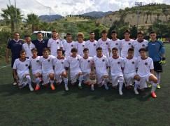 Asd Reggio Calabria, la Juniores ancora vittoriosa