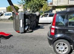 Reggio Calabria, sperona auto cognato per vendetta
