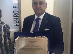 Gioia Tauro, conferito premio al Maestro Allerta