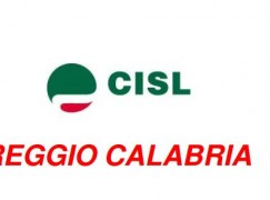 Reggio Calabria, nominato il neo segretario generale della CISL