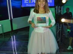 """Chiara Ranieri vince la prima serata del """"Premio Mia Martini"""""""