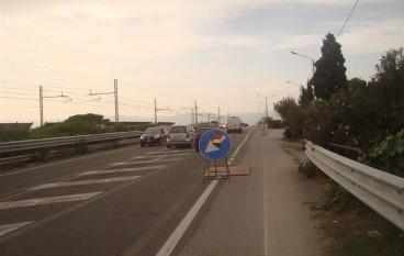 """Lazzaro, Pace e Crea: """"interventi di ripristino sul Ponte di San Vincenzo"""""""