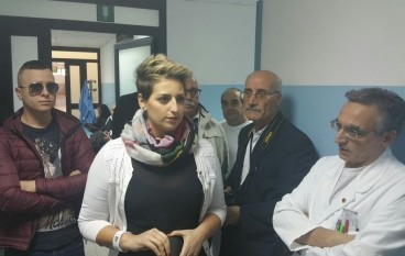 """Nesci (M5S): """"Risposte vere e concrete per l'opedale di Cariati"""""""