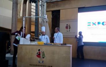 Torta Mamertina presentata all'Expo