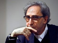 Catanzaro, Franco Battiato al Festival d'Autunno