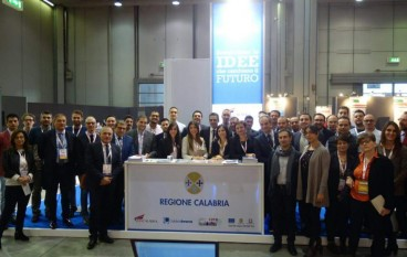 La Regione Calabria allo Smau 2015 di Milano