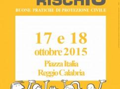 """Reggio Calabria, punti informativi """"Io non rischio"""""""