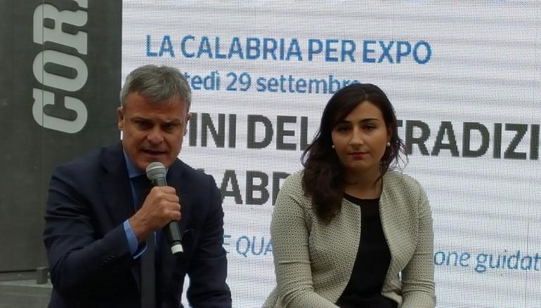 Unindustria Calabria presente ad Expo