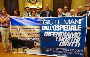 Una firma online per difendere l'ospedale di Locri