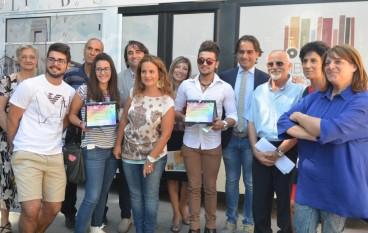 """Reggio, i vincitori di """"Sculture di sabbia"""" e """"Pittura estemporanea"""""""