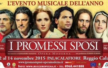 Reggio Calabria, Promessi Sposi al Palacalafiore