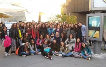 """Polistena, studenti del """"Rechichi"""" all'Expo"""