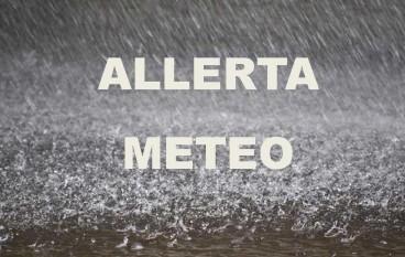 Roccaforte del Greco, allerta meteo: nuova ordinanza chiusura scuole