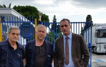 Reggio, sostegno per i lavoratori della fabbrica ex O.Me.Ca