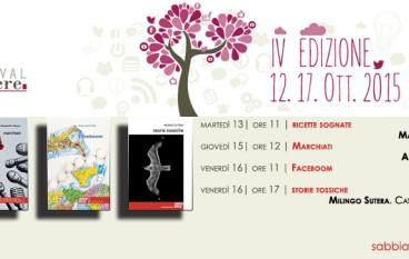 """Al """"Tropea Festival"""" i libri di Paola Bottero e Milingo Sutera"""