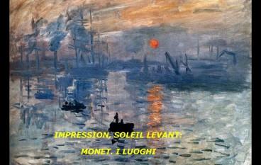 "A Reggio Calabria l'evento ""Impression, soleil levant: Monet i luoghi"""