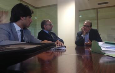 """Reggio, Verduci: """"impegno concreto per la Città Metropolitana"""""""