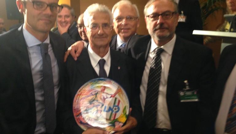 Nino Cosentino eletto Presidente della Lega Nazionale Dilettanti