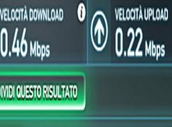 Sambatello, comunità infuriata per internet lento