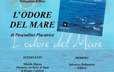 """Reggio Calabria, presentazione de """"L'odore del mare"""""""