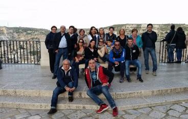 Successo per il viaggio a Matera organizzato dalla Pro Loco di Girifalco
