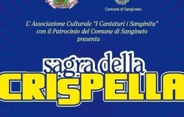 """Sangineto, Notte Battente alla """"Sagra della crispella"""""""