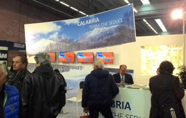 La Calabria allo Skipass di Modena per promuovere  il turismo montano