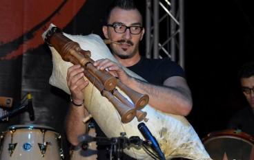 Francesco Stillitano dei Kalavria e l'anima in musica