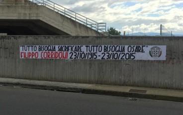 CasaPound ricorda il patriota Corridoni nel centenario della morte