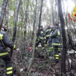 ricerche montagna vigili del fuoco