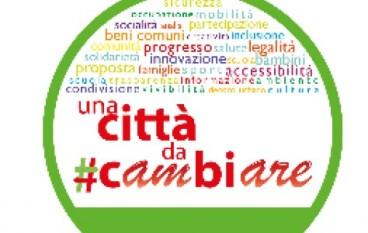 """""""Una città da cambiare"""" su Patto per Reggio Calabria"""