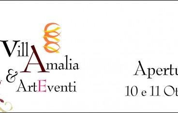 Gizzeria (Cz), week-end ricco di eventi a Villa Amalia