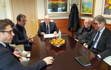 Regione, Oliverio insedia il Comitato di San Francesco di Paola