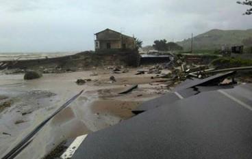 Richiesto dalla Regione lo stato di calamità naturale