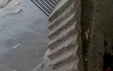 Costa Jonica reggina, i danni. Le foto