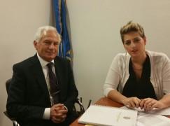 Sanità, Nesci (M5S) incontra Massimo Scura