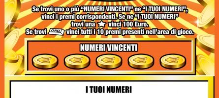 Reggio Calabria, vincita di 500 mila euro al Gratta e Vinci