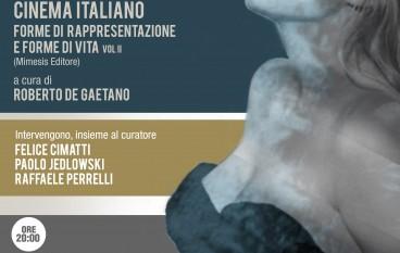 """Reggio Calabria, presentazione secondo volume del """"Lessico del cinema italiano"""""""